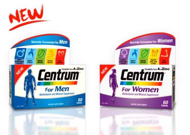 витамины центрум для женщин инструкция