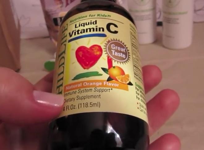 Комплекс витаминов в жидком виде