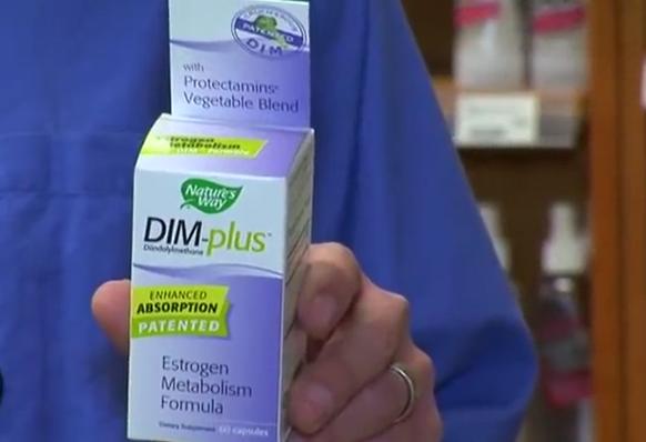 витамины и дииндолиметан или диндолиметан