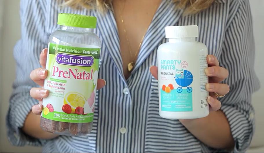 Какие витамины нужно пить беременным в третьем триместре 8